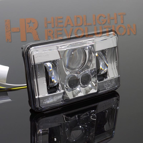 Jw Speaker 8800 Evolution 2 Led 4x6 Quot Low Beam Headlight