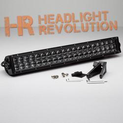 "Supernova 200w 22"" Dual Row Projector LED Light Bar"