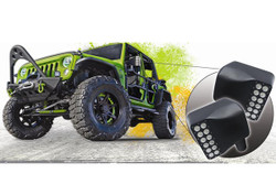 Oracle Jeep Wrangler JK Off-Road Side Mirror