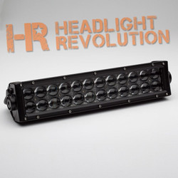"Supernova 120w 14"" Dual Row Projector LED Light Bar"