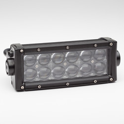 "Supernova 60w 8"" Dual Row Projector LED Light Bar"