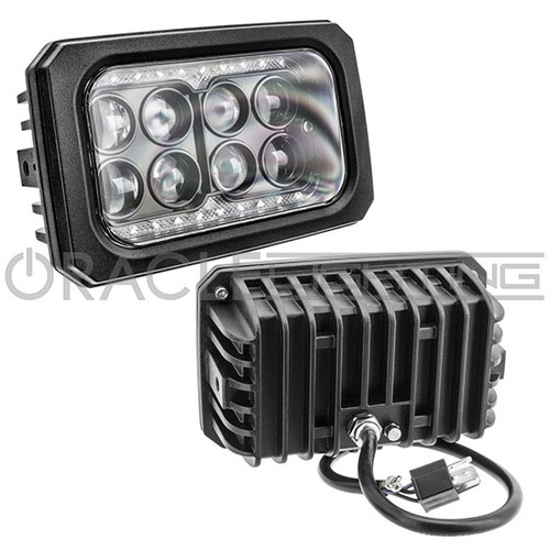 Oracle 4x6 40w Replacement Led Headlight Sealed Beam