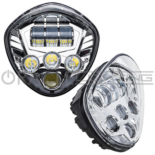 Oracle Victory Motorcycle Replacement Led Headlight