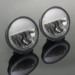 "Vision X 4.5"" Round PAR36 Chrome Vortex LED Lights (Pair)"