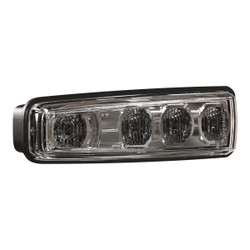 "JW Speaker LED Headlight – Model 516 2"" x 6"" Material Handling Headlamp with Turn Signal & Front Position"