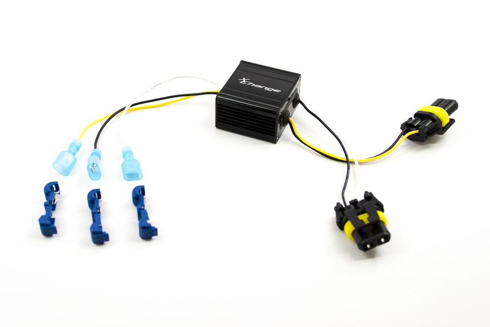 morimoto xchange switchback drivers headlight revolution rh headlightrevolution com Rocker Switch Wiring Trolling Motor LED Push Switch Wiring
