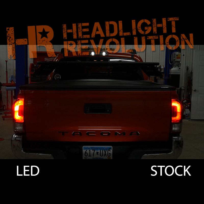 Car Led Interior Lights For 2019 Toyota Sequoia Sienna: 2017 Toyota Tacoma Interior Bulb Size