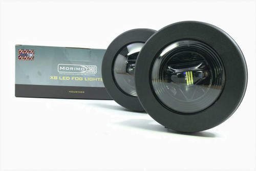 Morimoto GMC Sierra (07-13) XB LED Fog Lights - Headlight ...