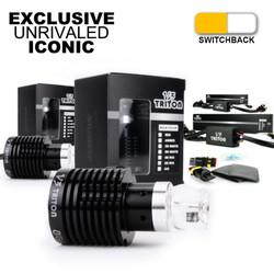 VLEDS V3 Triton White/Amber Switchback LED Bulb Kit
