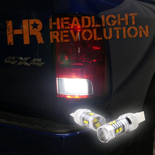 dodge ram led reverse bulbs upgrade