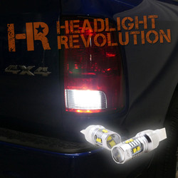 2009 - 2018 Dodge Ram LED Reverse Bulbs Upgrade