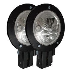 "Vision X DOT 7"" ROUND SNOW PLOW LIGHT KIT"