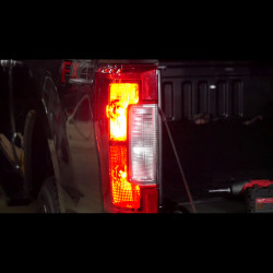 2017+ Ford F250 F350 Super Duty LED Tail Light Bulbs Upgrade Kit (4 Bulbs)