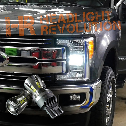 2017 Ford F250 F350 Super Duty Led Front Turn Signal