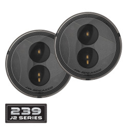JW Speaker 239 J2 Series LED Jeep Turn Signals Kit - Smoked Lens