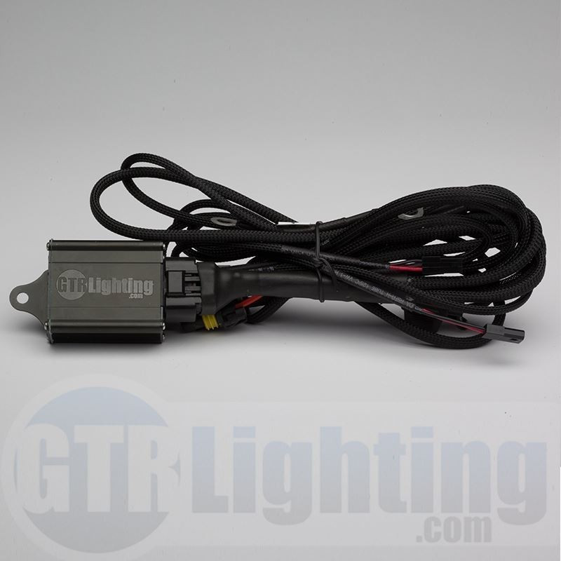 GTR Lighting Dual Beam HID Relay Harness