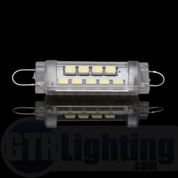 GTR Lighting 44mm Narrow Style Rigid Loop LED Festoon Bulb
