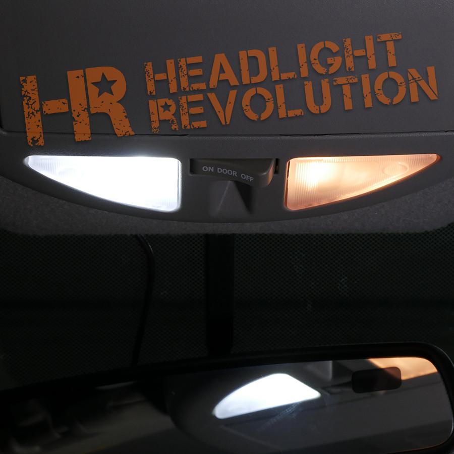 2003 2015 nissan titan led interior lighting kit