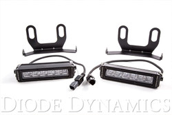 Diode Dynamics 2013+ Ram Standard White LED Driving Light Kit