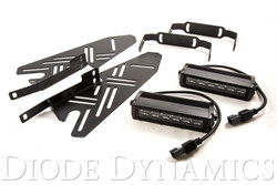 Diode Dynamics 2017+ Ford Raptor SS6 LED Fog Lightbar Kit