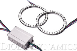Diode Dynamics HD LED Halo Rings (pair)