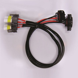Headlight Revolution H11 into 5202 Wire Harness Adapters