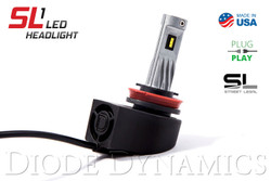 Diode Dynamics H8/H9/H11 SL1 LED Headlight (pair)