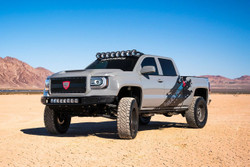 "KC HiLiTES GRAVITY® LED PRO6 LED LIGHT BAR - 57"" F-150/Raptor 9-Ring"