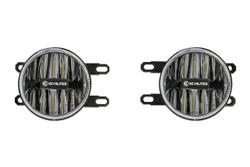 KC HiLiTES GRAVITY® LED G4 TOYOTA/LEXUS/SCION LED FOG LIGHT PAIR PACK SYSTEM (AMBER)