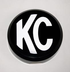 "KC HiLiTES  6"" PLASTIC COVER-5105"