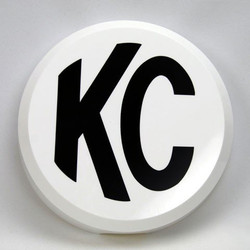 "KC HiLiTES  6"" PLASTIC COVER-5106"