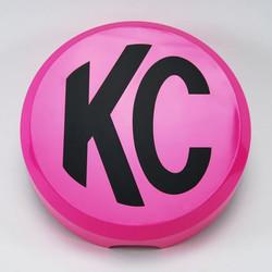 "KC HiLiTES  6"" PLASTIC COVER-5124"