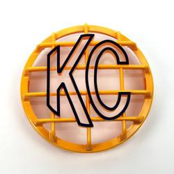 "KC HiLiTES  6"" STONE GUARD"