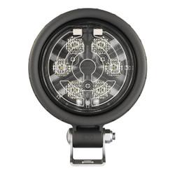 JW Speaker Model 670 XD - 12-24V LED Heated Work Light with Flood Beam Pattern