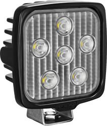 Vision X 4.3″ VL-SERIES Light Duty Commercial Work Light - Square 6 LED