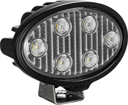 Vision X 5.6″ VL-SERIES Oval 6 LED