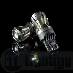 GTR Lighting Armor Series 7440 / 7443 LED Bulbs