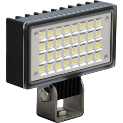 "Vision X 3.4"" Utility LED Flood Light - WHITE"