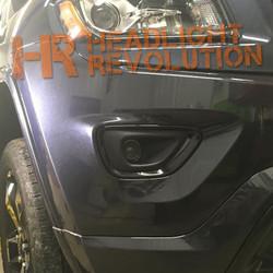 2011   2018 Jeep Grand Cherokee HID Fog Lights Conversion Kit