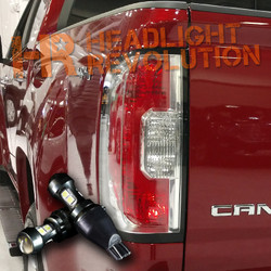 2015 - 2018 GMC Canyon / Canyon Denali LED Reverse Lights Bulb Upgrade - Armor Series