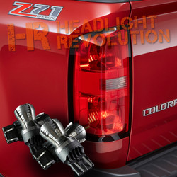2015 - 2018 Chevy Colorado LED Rear Tail Light, Brake Light, and Turn Signals Upgrade Kit
