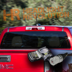 2015 - 2018 GMC Canyon / Canyon Denali LED Cargo And 3rd Brake Light Kit