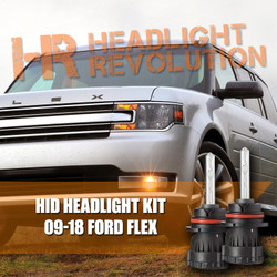 2009 - 2018 Ford Flex Dual Beam Headlight HID Conversion Kit