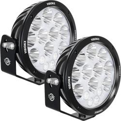 "Vision X 8.7"" ADV 8700 Series Light Cannon Kit - Dual"