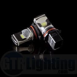 GTR Lighting Ultra Series P13W LED Bulbs