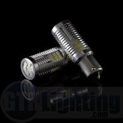 GTR Lighting CANBUS Lightning Series 2.0 1156 LED Bulbs