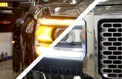 Diode Dynamics 2016-2018 GMC Sierra 2500/3500 Switchback DRL LED Boards