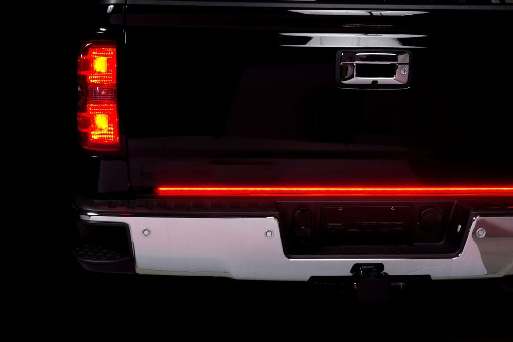 Putco blade multi function led tailgate light bar putco aloadofball Images