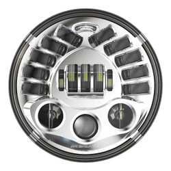 "JW Speaker Model 8791 Adaptive 2 Series 7"" Chrome"
