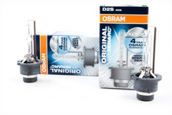 Osram D2S Xenarc 66240 Bulbs (4150K)